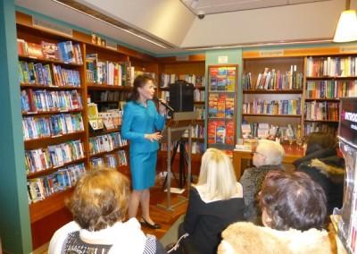 Intuitive Healing talk. Canberra. June, 2015